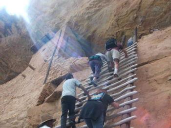 Mesa Verde Ladders