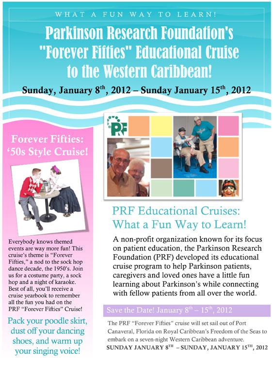 PRF Cruise-2012