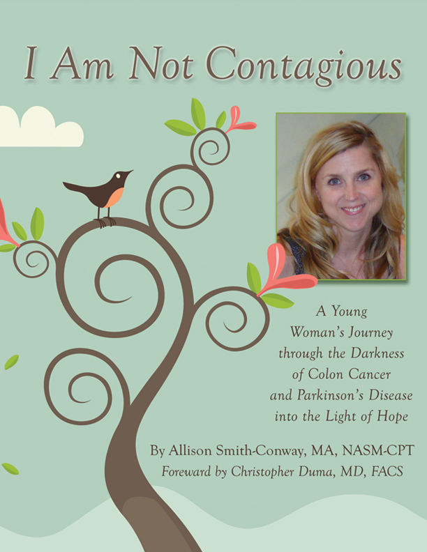 I Am Not Contagious book cover