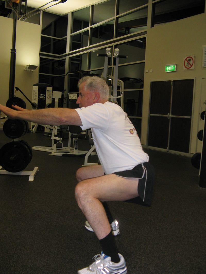 Neil Exercising-2012