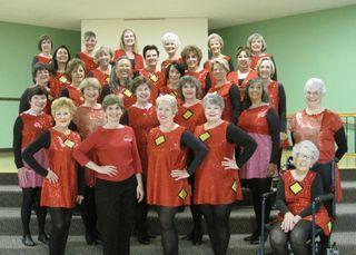 Rockyettes Group Photo 2014-1