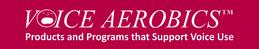 Voice Aerobics Logo Banner 3