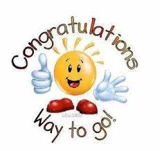 CongratulationsWayToGo